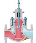 WL-40900型多级降压式套筒控制阀图片