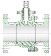 WR-5030B夹套同心全部球面型控制阀图片