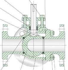 WR-53300多通道同心全部球面型控制阀图片