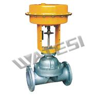 ZMA/BT型气动薄膜隔膜调节阀图片