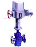 ZMA/BS型气动薄膜角形单座调节阀图片